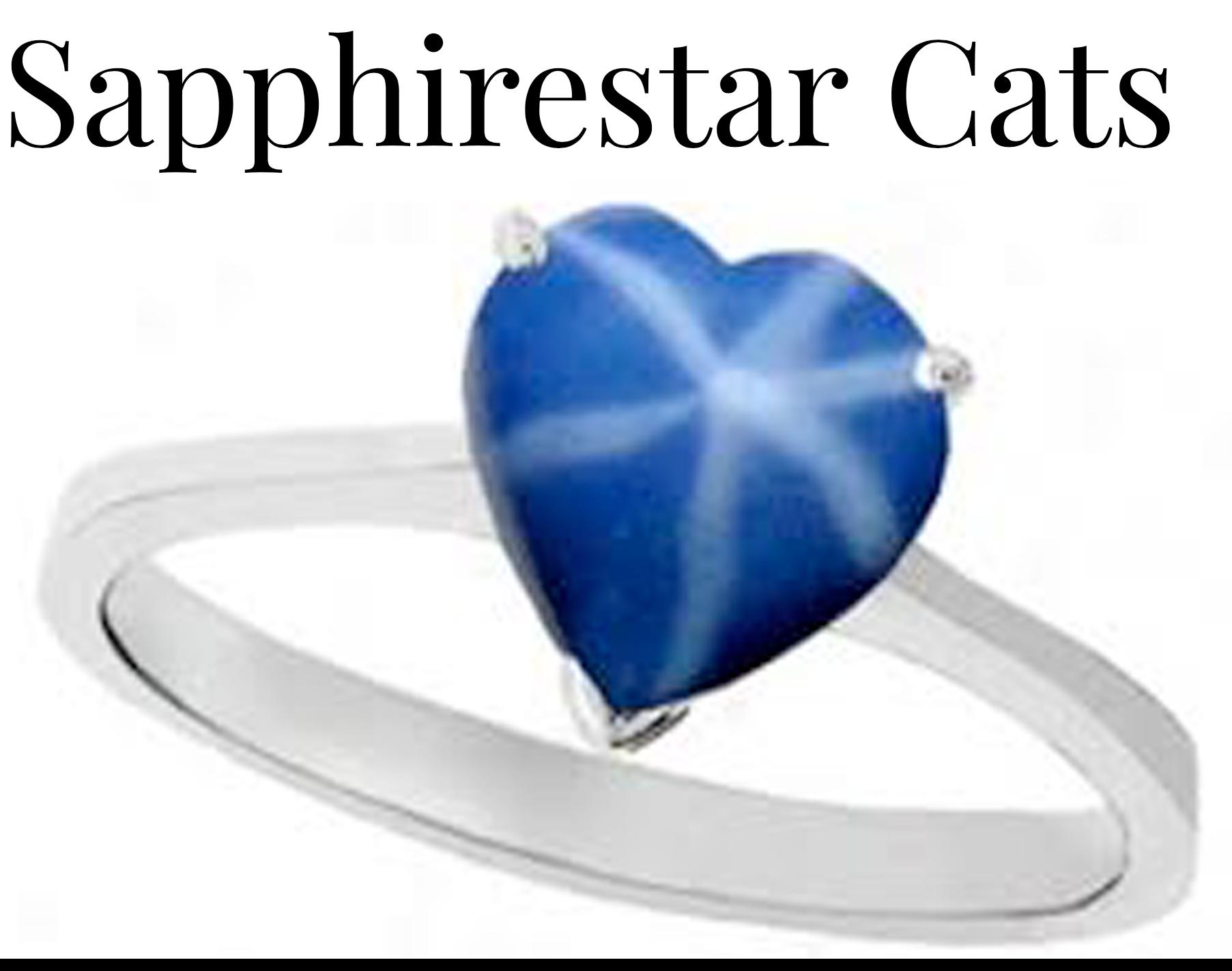 Sapphirestar Cats